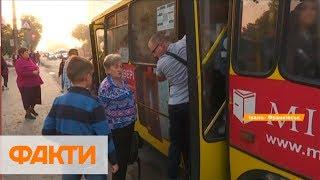 Штурм маршруток и сломанные кости в тесноте: как работает транспорт в Ивано-Франковске
