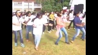 Sai Pallavi Dance with fans