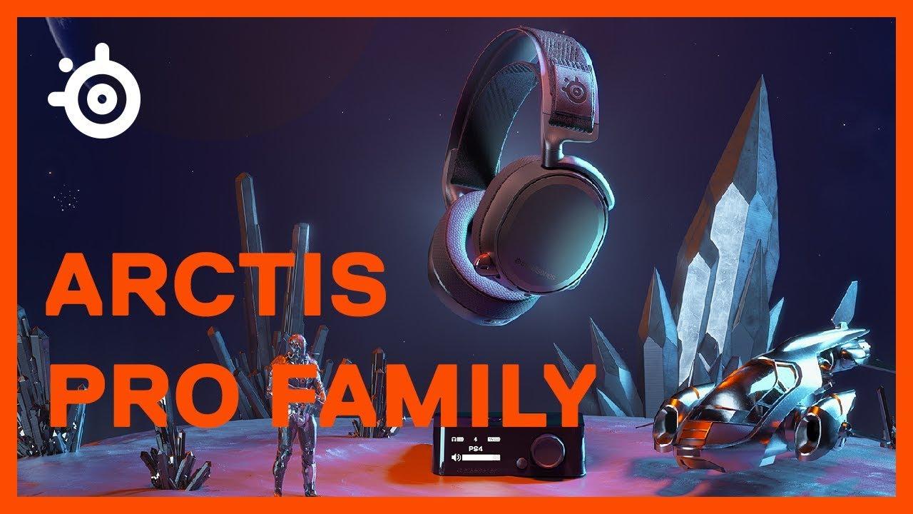 SteelSeries' nye hodetelefoner for spillere byr på skikkelig Hi-Fi-lyd