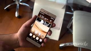 Huawei P9 // UNBOXING EN ESPAÑOL - SMARTPRO