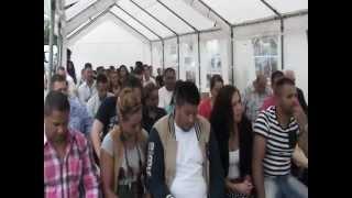 Christliche Gemeinde der Sinti Hildesheim - Beautiful Day -Taufe vom 10.06.2012 Teil 3