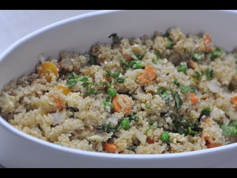 Clean Eats - Quinoa Fried Rice