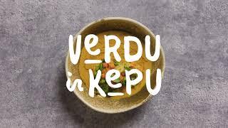 Saldžiųjų bulvių sriuba   VERDU IR KEPU   2021