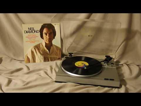 And the Grass Won't Pay No Mind - Neil Diamond - Original LP Playback