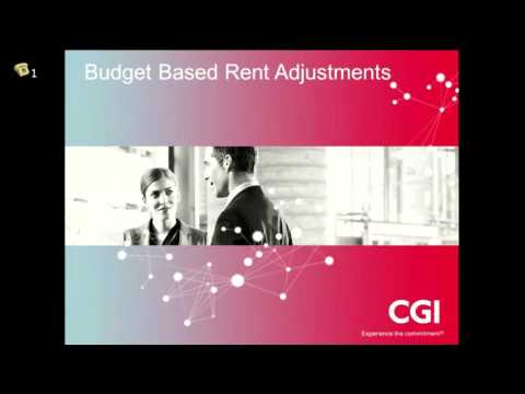 Introduction to Budget Based Rent Increases