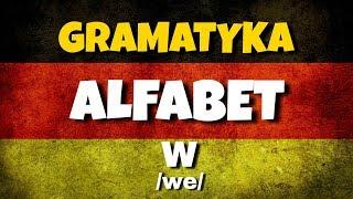 Alfabet niemiecki nauka języka niemieckiego