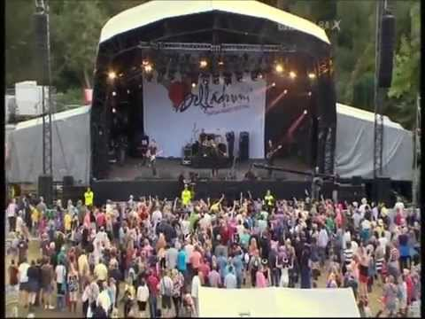 XSM (Ex Simple Minds)ft Owen Paul Belladrum Festival 2014 BBC ALBA