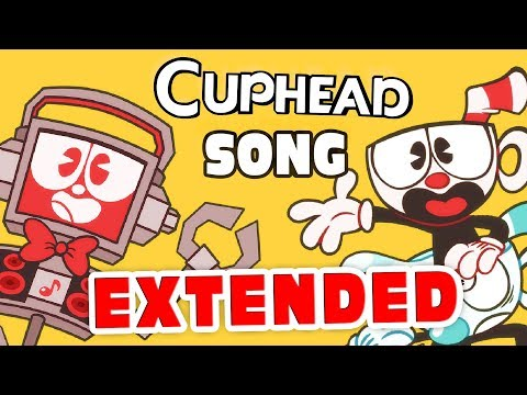 CUPHEAD SONG - You Signed a Contract EXTENDED PLAY - Fandroid the Musical Robot