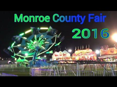 Monroe County Fair 2016