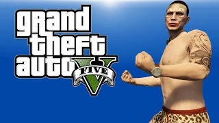 GTA 5 PC Online Funny Moments (Random Fun & Break Dance Glitch!)
