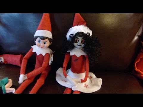 Bad Elf on the Shelf: The Wrong Magical Fred