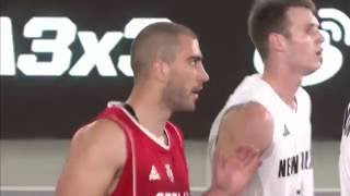Serbia - New Zealand - FIBA 3x3 World Championships 2016 (Men's Pool A)