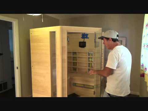 How to install a sauna glass door youtube how to install a sauna glass door planetlyrics Image collections