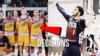 LiAngelo Ball Will Consider To Play OVERSEAS With The London Lions Instead Of G LEAGUE!