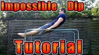 IMPOSSIBLE DIP Tutorial EFFECTIVE Training Progression