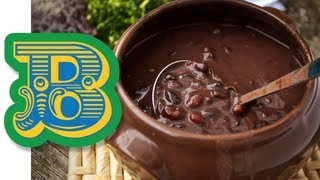 Brazilian Beans - With or without a Pressure Cooker