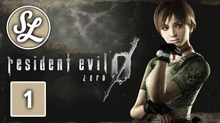 Resident Evil 0 HD Remastered Gameplay Walkthrough Lets Play - Part 1