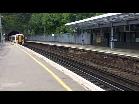 Chatham Station, Kent.