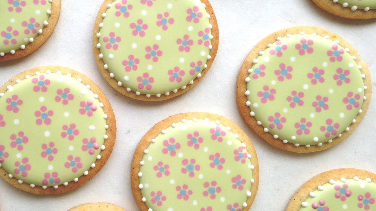 Emejing Cookie Decorating Frosting Ideas - Decorating Interior ...