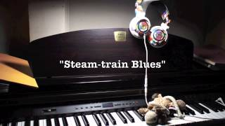 """06. Steam-train Blues"" from Microjazz II by Christopher Norton"