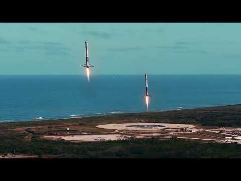 Falcon Heavy and the XX remake