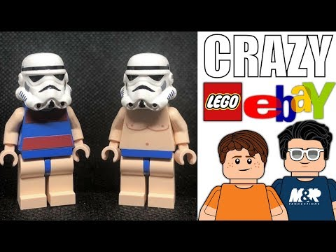 CRAZY LEGO EBay Listings 2!