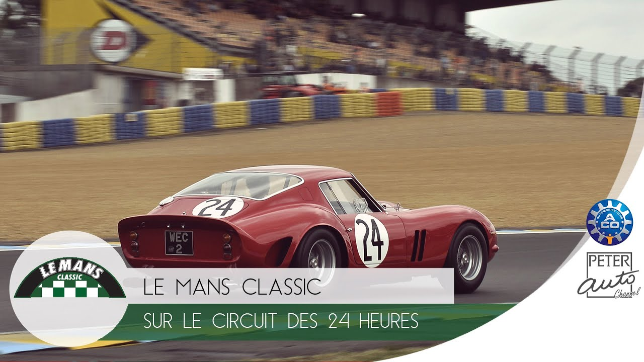 2014 le mans classic sur le circuit des 24 heures du mans youtube. Black Bedroom Furniture Sets. Home Design Ideas
