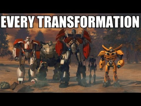 Every Transformation from Transformers Prime