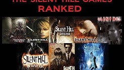 The Silent Hill Games Ranked