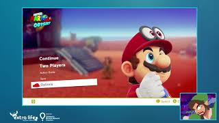 [Streaming] Super Mario Odyssey [Part 14]