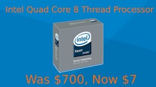 This $700 CPU Now Costs Just $7 - Worth Buying? - Super Cheap Quad Core, 8 Thread Processor