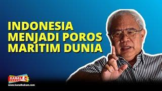Gambar cover Indonesia Menjadi Poros Maritim Dunia