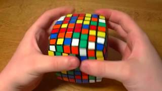 3 year old solves world's hardest rubik's cube in 5 seconds...