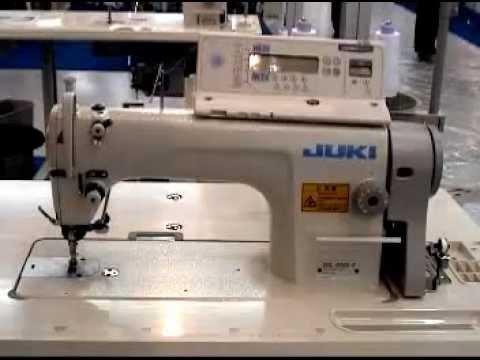 Juki DDL4040 Industrial Sewing Machine YouTube Interesting Juki 8700 Sewing Machine Price