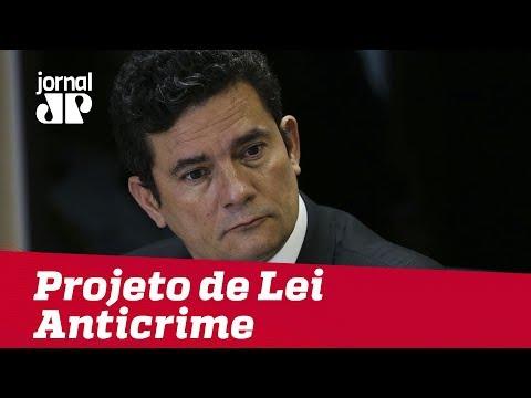 Veja os principais pontos do Projeto de Lei Anticrime de Sérgio Moro