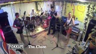 FOKKUM - The Chase - Live-promotion-rehearsal-video August 2014 - (1080 HD)