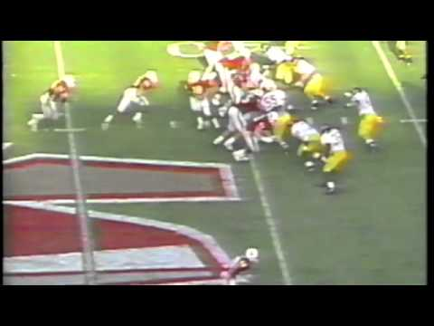 TOUCHDOWN TOMMY VARDELL BIG GAME 1991