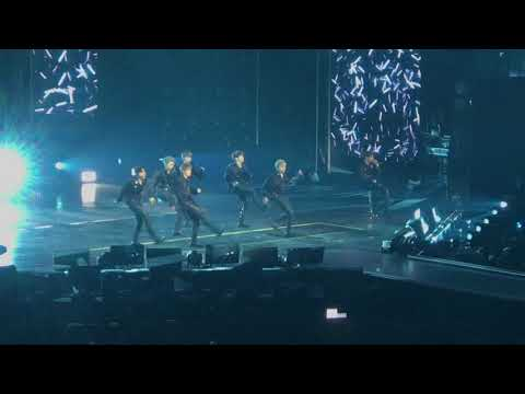 [Fancam] 181013 BTS - Fake Love | Love Yourself in Amsterdam