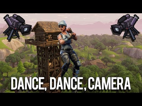 Fortnite Battle Royale - All Film Cameras Locations Guide (Season 4 Week 2)