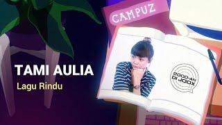 Tami Aulia - Lagu Rindu | Official Lyric Video