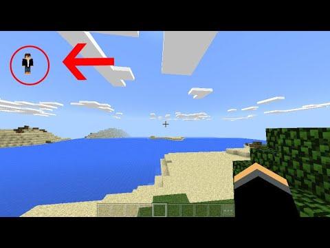 Cara Menampilkan Boneka Kertas Di Minecraft Youtube