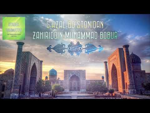 "Zahiriddin Muhammad Bobur - ""Keltursa yuz baloni o'shal bevafo manga..."""