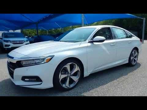 2018 Honda Accord Touring 2.0T In Tulsa, OK 74133