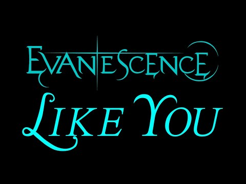 Evanescence - Like You Lyrics (The Open Door)