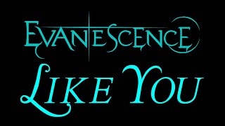 Download Evanescence - Like You Lyrics (The Open Door) Mp3 and Videos