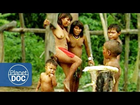 Sanema Village. The Mountain of Mystery | Tribes - Planet Doc Full Documentaries