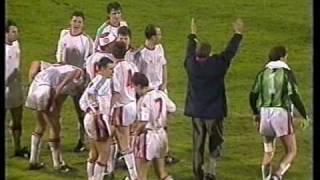 man united v barcelona 1991 european cup winners cup final
