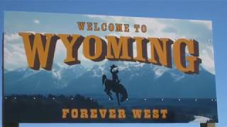 Wyoming state song