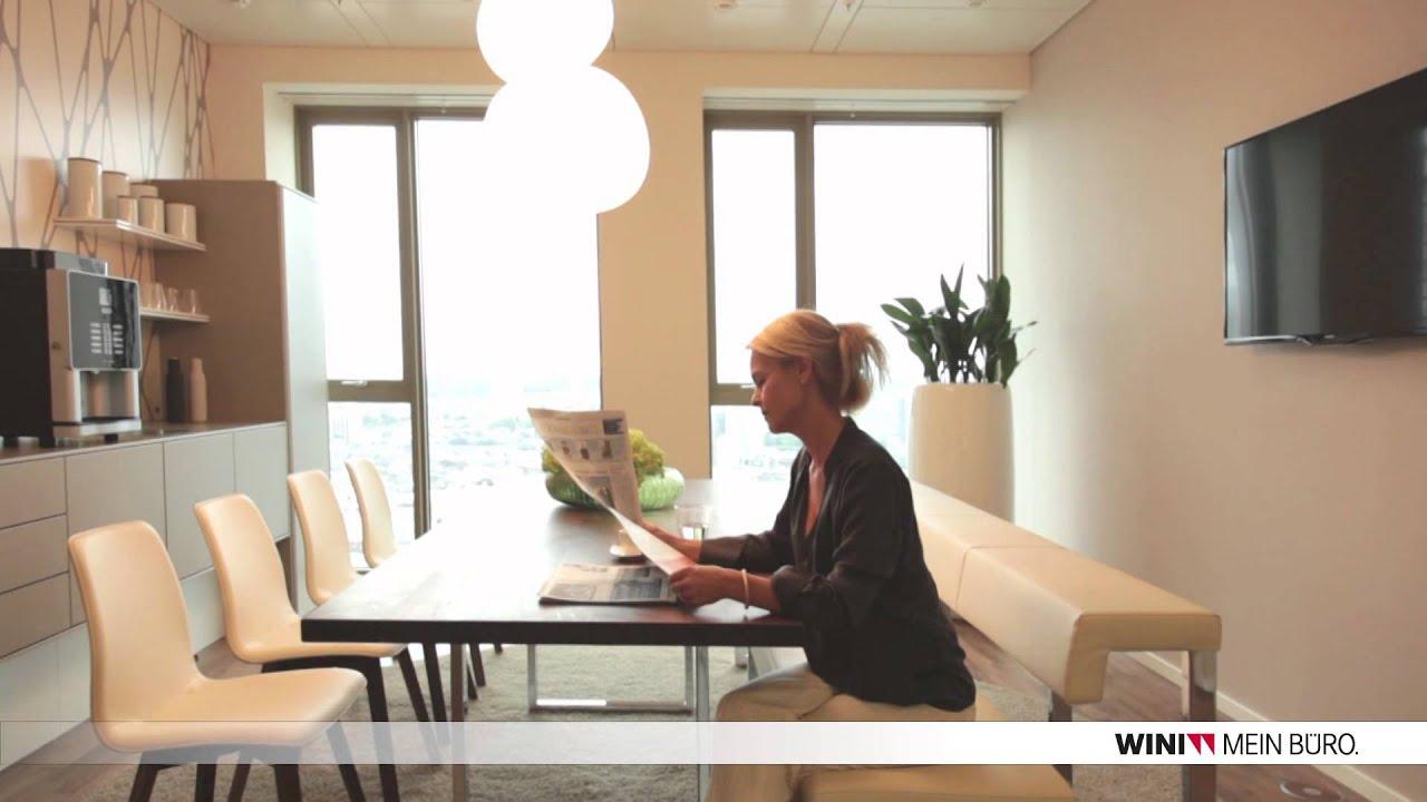WINI Büromöbel: Referenzobjekt CBRE Global Investors, Frankfurt ...