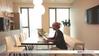 WINI Büromöbel: Referenzobjekt CBRE Global Investors, Frankfurt
